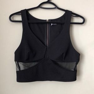UO / Sparkle and Fade / crop top